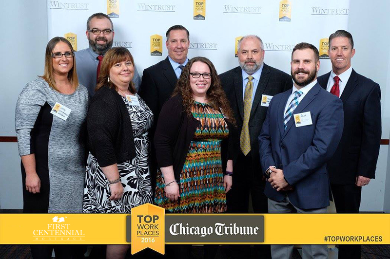 FCM Honored as One of Chicago Tribune's Top Workplaces 2016