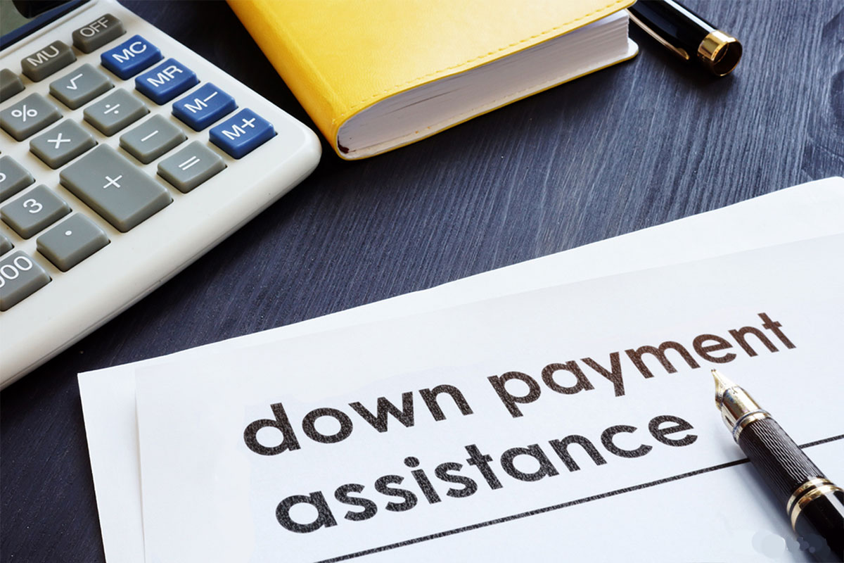 Financial assistance programs for home loan down payments