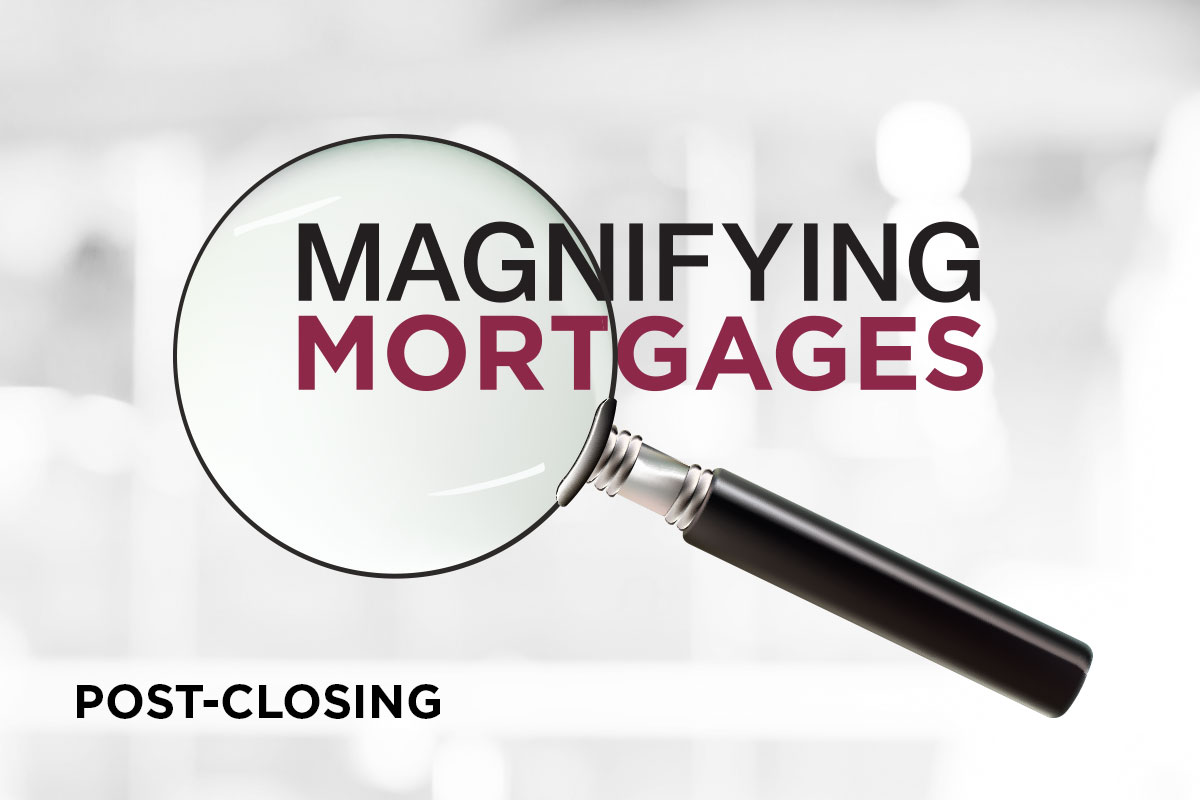 What Happens to Your Mortgage After Closing?