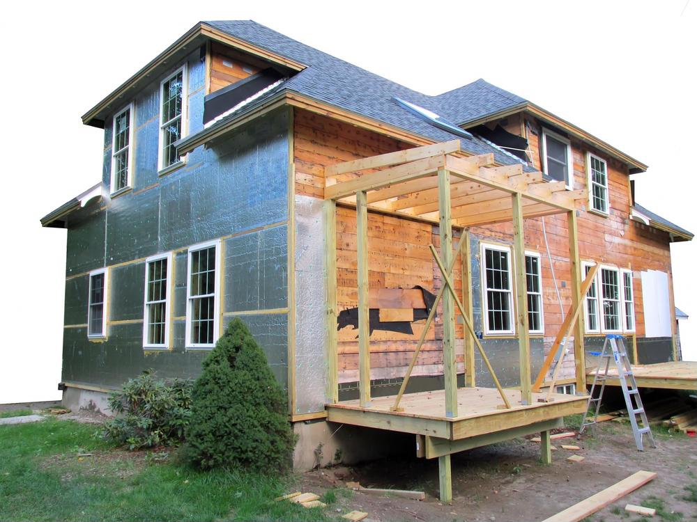 Renovation in winter can be more cost-effective.