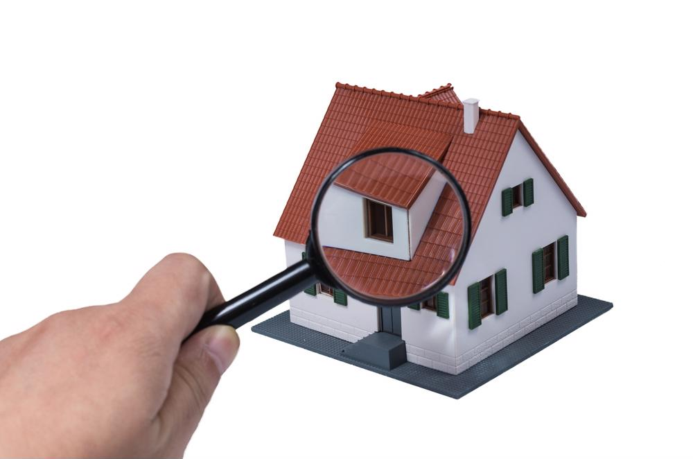What does a home inspection accomplish during the purchase process?