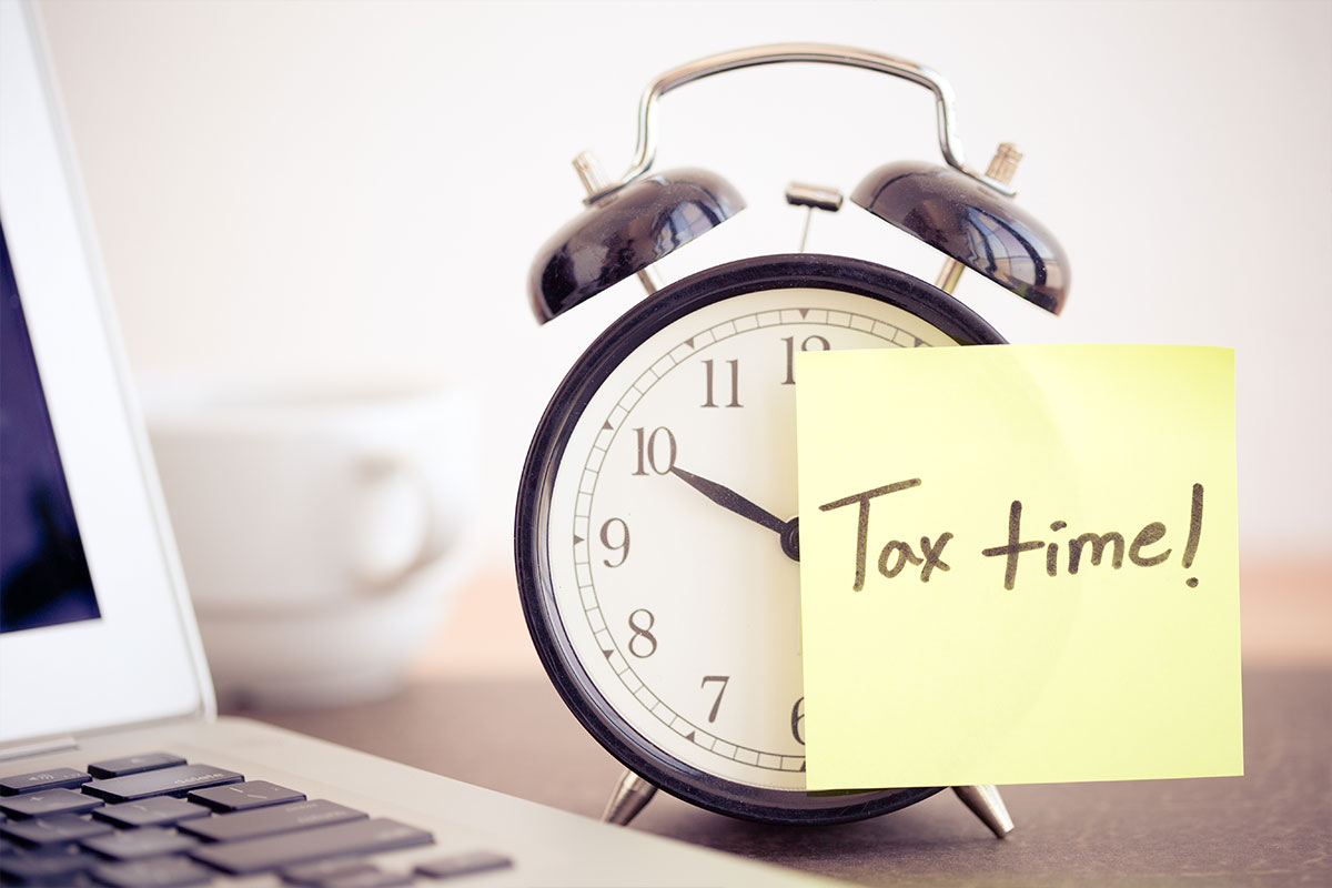 Anticipating tax season eases the filing burden