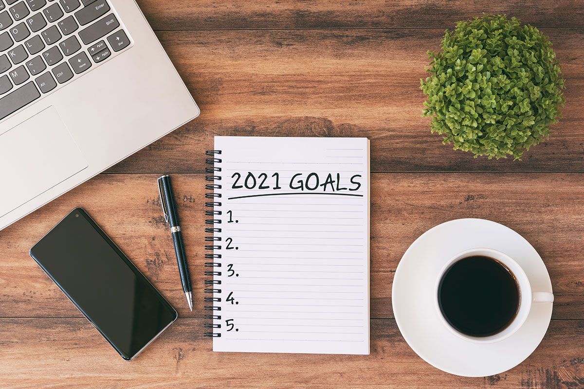 3 ways to achieve your financial goals for 2021