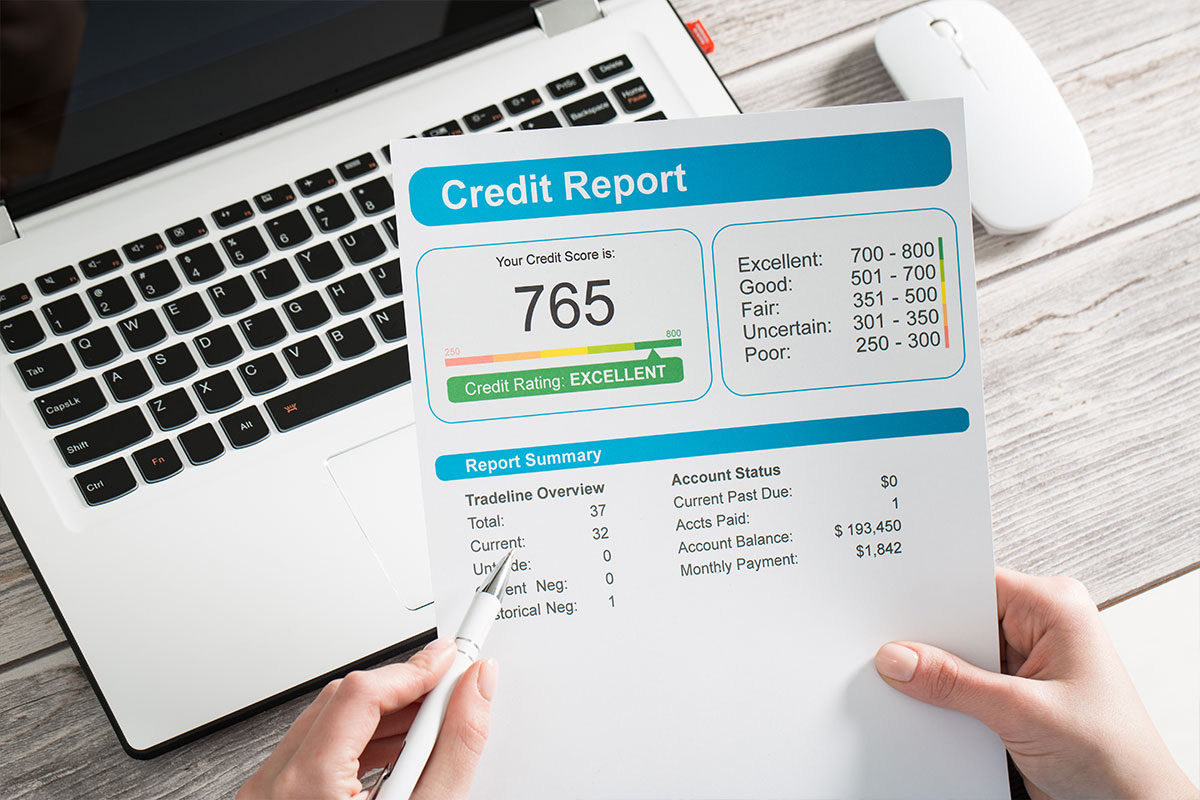 how to set credit score goals for 2021