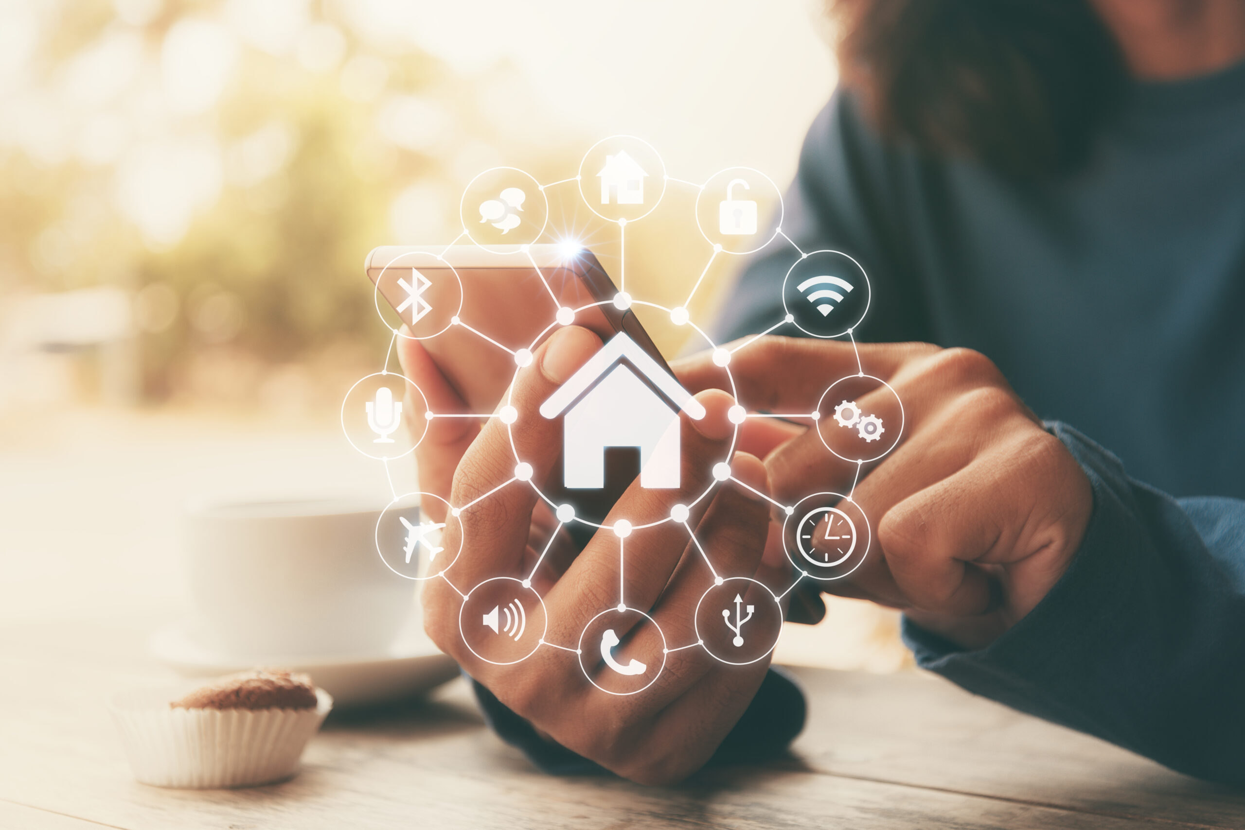 Smart home feature
