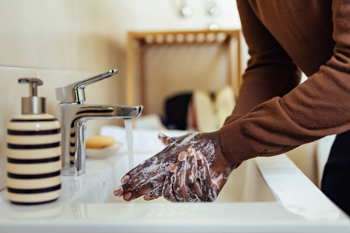 prevent germs this cold and flu season with these hygiene tips