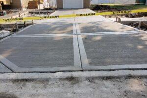 Fox Valley Habitat for Humanity Driveway and Sidewalk
